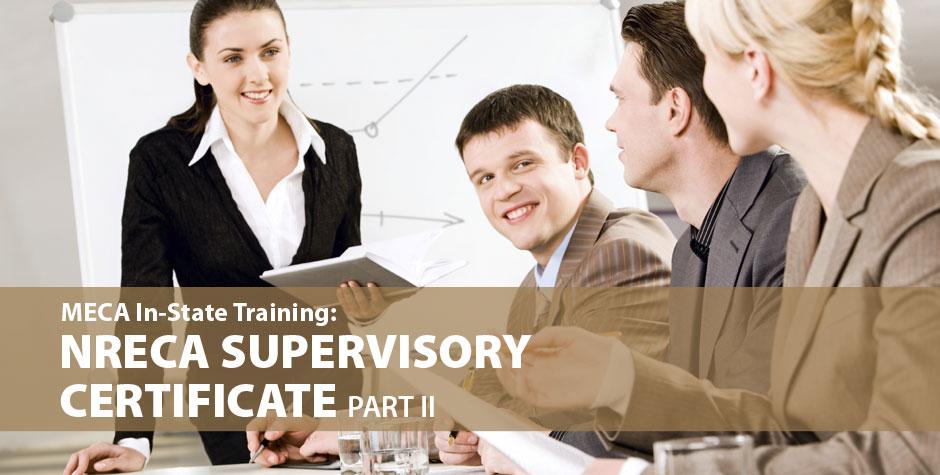 SupervisoryII