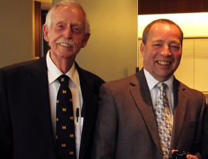 Ken Swope (Left) and Bob Hance (Right)