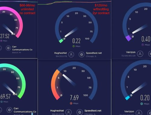 Rave Reviews for Great Lakes Energy Fiber-to-the-Home Internet Service