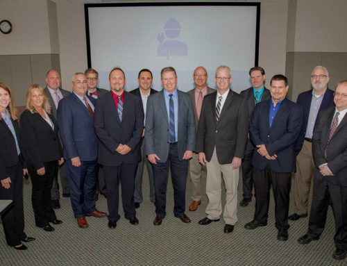 Great Lakes Energy Hosts Washington Official