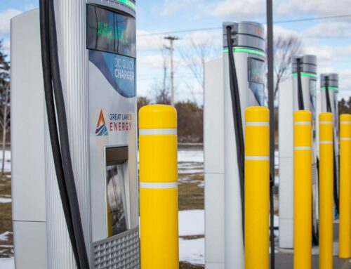 Filling A Gap: Michigan Co-ops Bring Electric Vehicle Chargers to Rural Communities