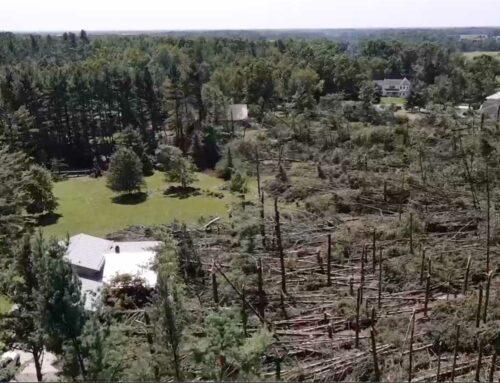 Mutual Aid Teams Restore Power After Devastating Windstorms